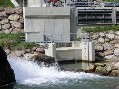 Wasserkraftwerk Bruckhäusl, Wörgl