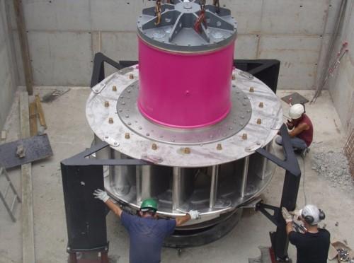 Hidroelektrana Crampagna