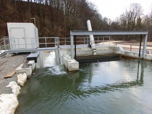 Hidroelektrana Kunstmühle Haslach
