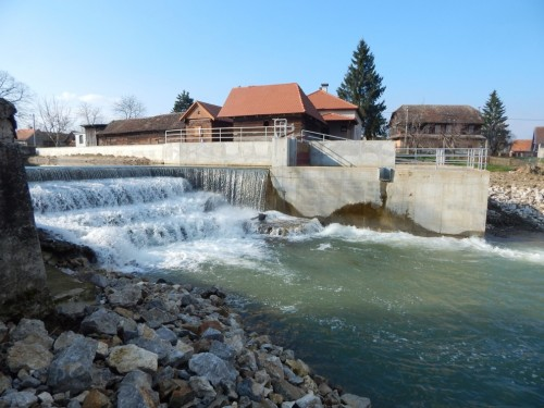 Hydro Power Plant Klipić