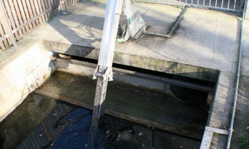 Rechenanlagen und Stahlwasserbau