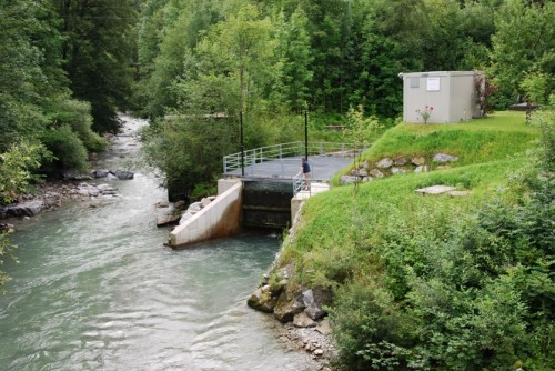 Centrale hydroélectrique de Niederuntersberg