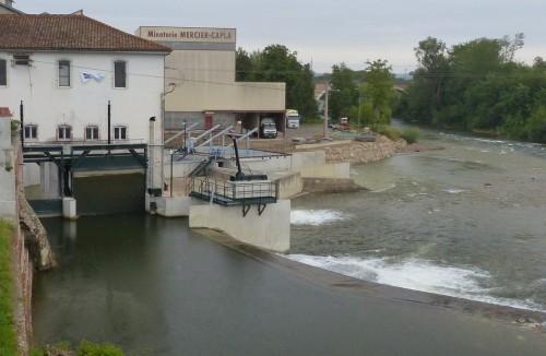 Hidroelektrana Saverdun