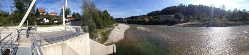 Wasserkraftwerk Triftweg, Traunstein