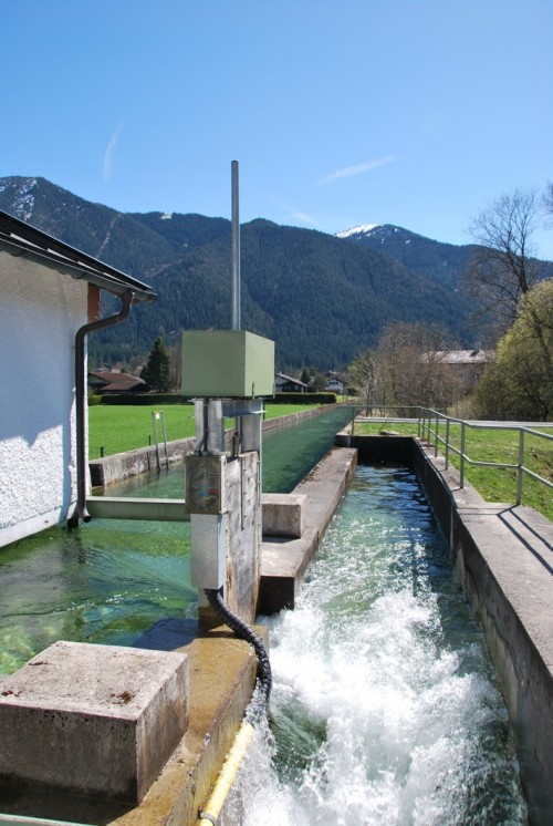 ГЭС Weissachwerk, Tegernsee